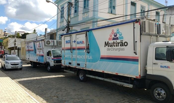 Mutirão de Cirurgia atenderá no município de Bom Jesus da Lapa – BA